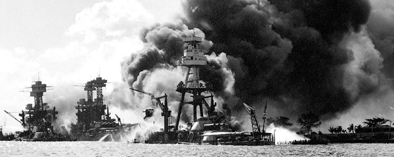 Операция «Снег» закончилась Пёрл-Харбором и вовлечением США в войну с Японией.