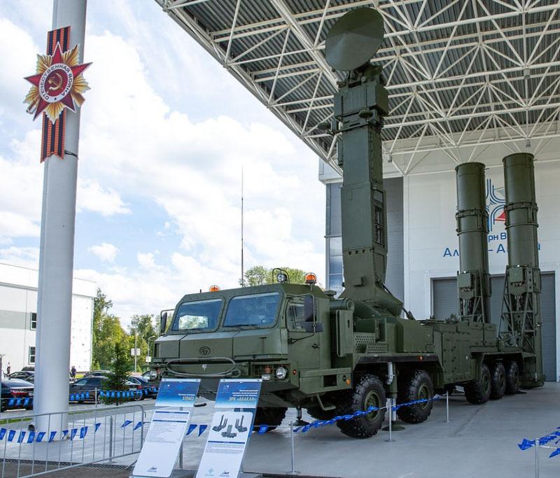 Комплекс противоракетной обороны «Абакан».