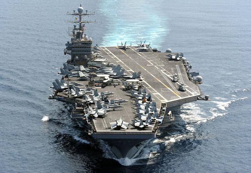 Базирование на авианосце самолётов-носителей ядерного вооружения есть акт потенциальной агрессии.