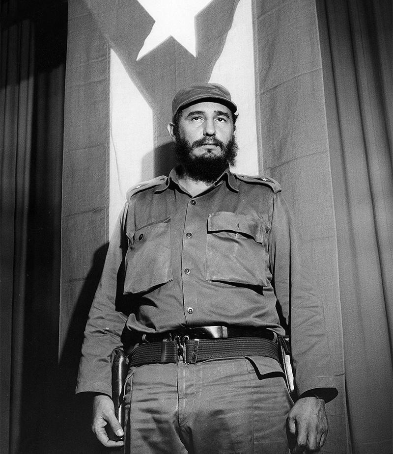 В середине 1960-х на Кубе был арестован некто Хуан Анхель Костаньеро, подозреваемый в принадлежности к организации, ставившей целью убийство Фиделя Кастро.