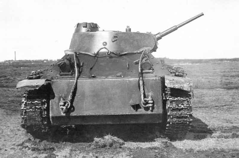 На начало Великой Отечественной войны Т-50 по праву считался лучшим лёгким танком в мире.