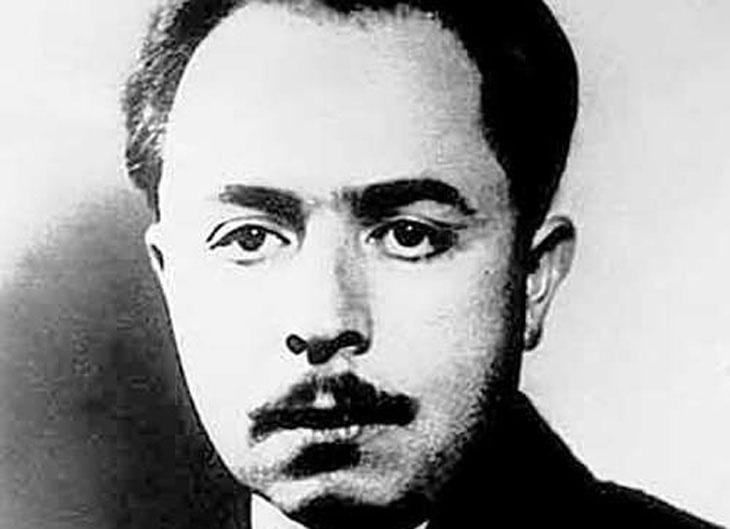 Легендарный военный разведчик Ян Черняк.