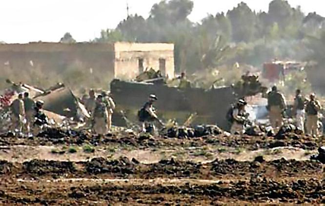 В июле 2012 года в провинции Кунар «Стингером» был подбит американский боевой вертолёт «Чинук».