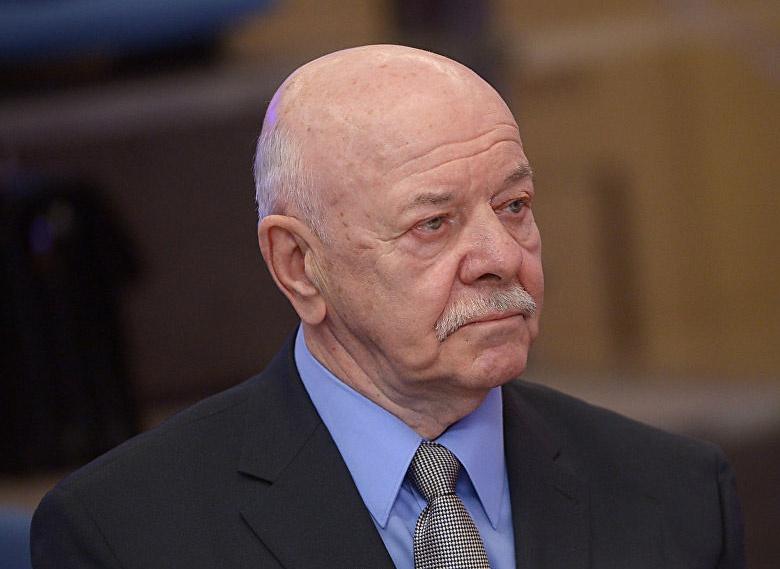 Ветеран Службы внешней разведки Лев Корольков.