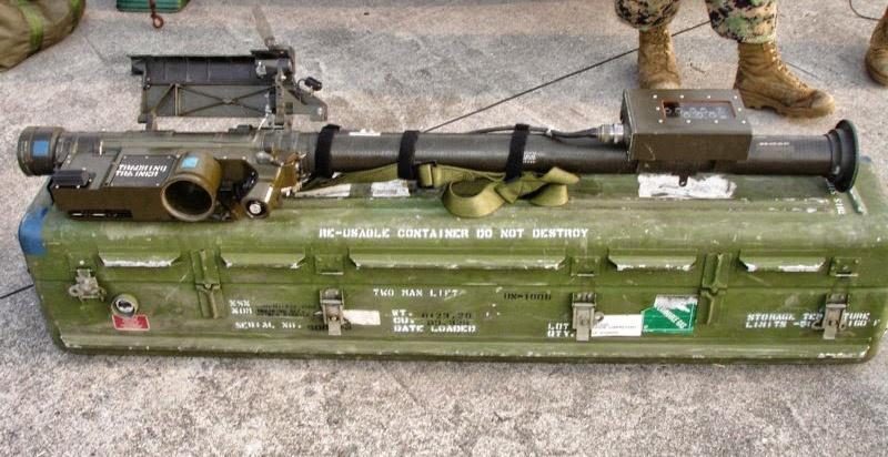 «Миллионный» FIM-92 был в отличном боеготовном состоянии - как говорится, в заводской смазке.