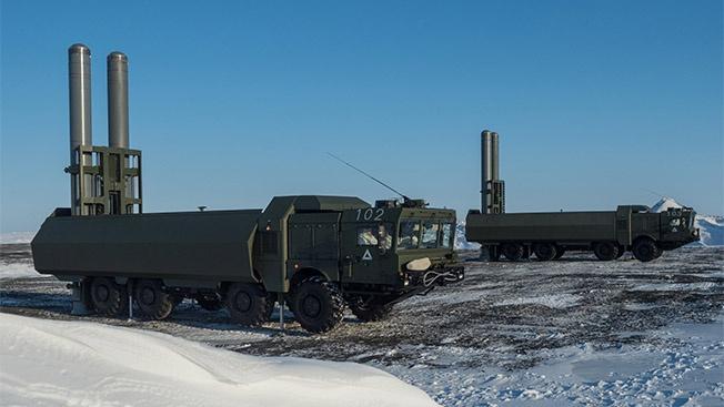 Арктический «Бастион» - крепость на колёсах