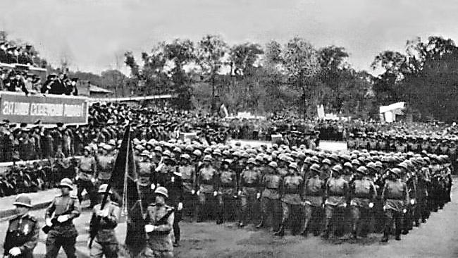 Четвёртый Парад Победы 1945 года