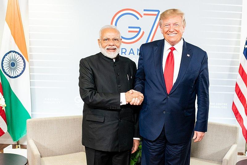 Администрация Трампа стала активно втягивать Индию в свои альянсы. Лишь бы против России.