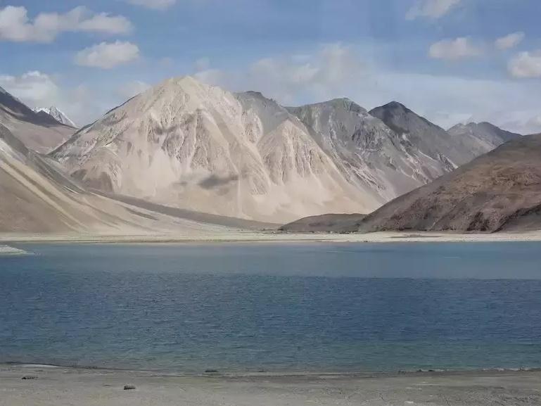 Озеро преткновения - Пангонг-Цо.