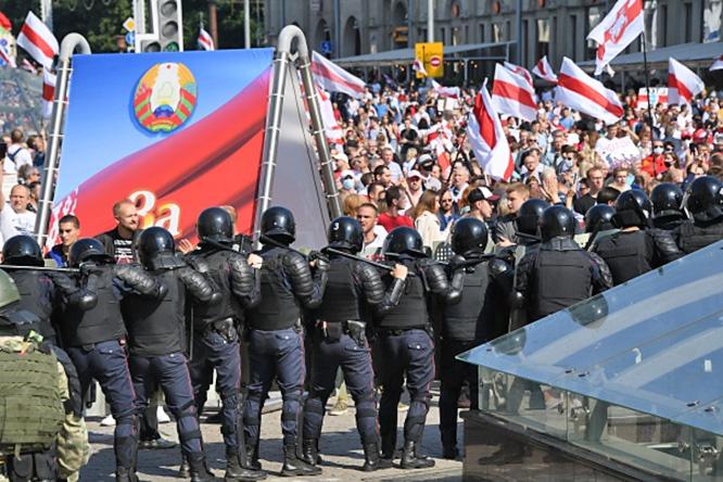Власть Лукашенко устояла и смогла перейти в контрнаступление.