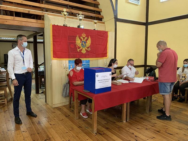 Парламентские выборы в Черногории, которые состоялись 30 августа, завершились сенсацией.