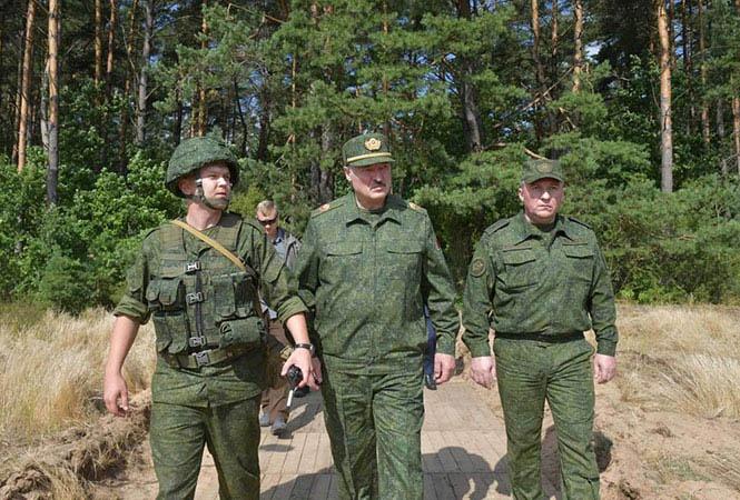 Александр Лукашенко 22 августа открыто призвал «защитить западную жемчужину Беларуси с центром в Гродно».