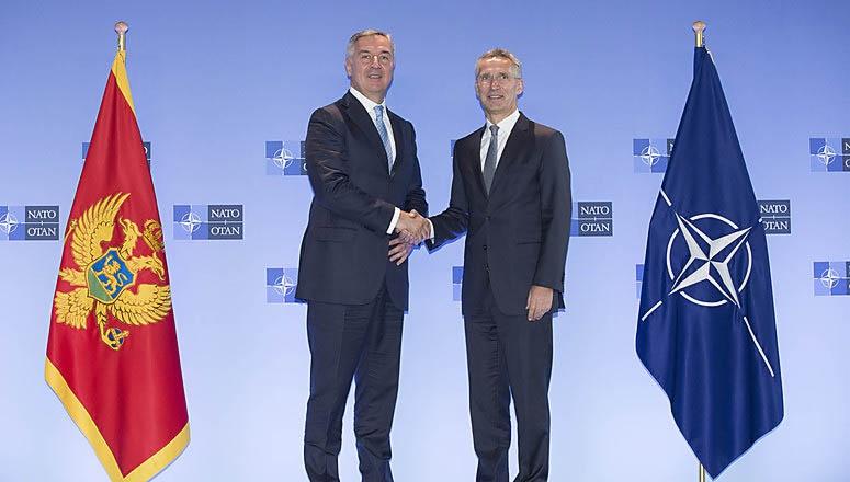 Под «руководством» Джукановича Черногория в 2017 году вошла в НАТО.