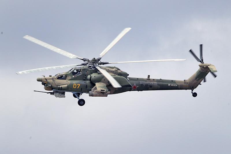 Вертолётчики из дислоцированной в Новосибирской области авиачасти набрали 253 балла.
