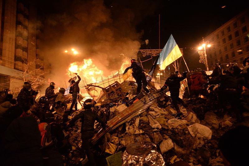 Смена власти на Украине в феврале 2014 года была задумана во время проведения Зимних Олимпийских игр 2014 в Сочи с расчётом на то, что Россия не сможет вмешаться.