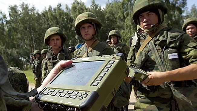 Автоматизация управления войсками - каждый солдат должен знать свой манёвр