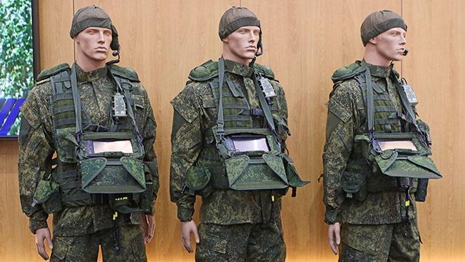 КРУС «Стрелец» поступает войска в качестве дополнения к боевой экипировке «Ратник».