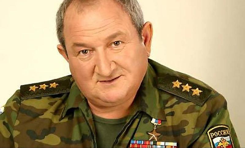 Герой России генерал-полковник Геннадий Трошев.