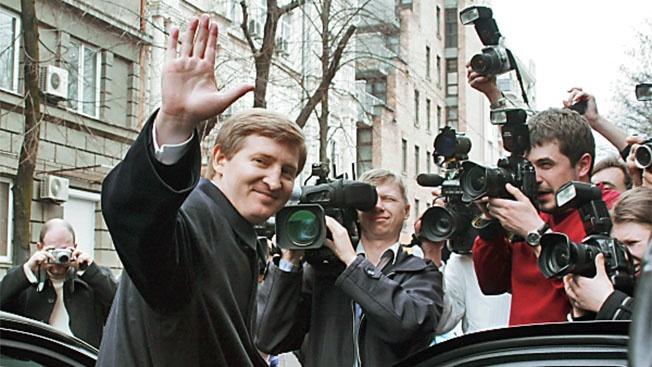 Как Ахметов «отжал» украинские недра