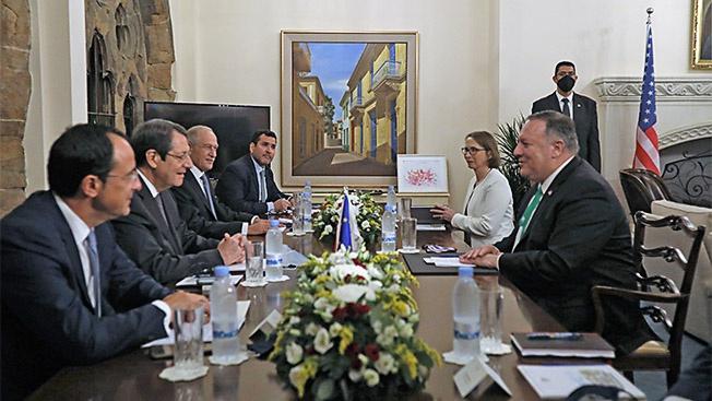 Кипр - не только офшор. США хотят разместить здесь военную базу