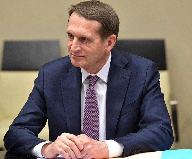 Директор Службы внешней разведки РФ Сергей Нарышкин сообщил, что Россия уничтожила все запасы боевых отравляющих веществ в установленном порядке, включая и запасы «Новичка».