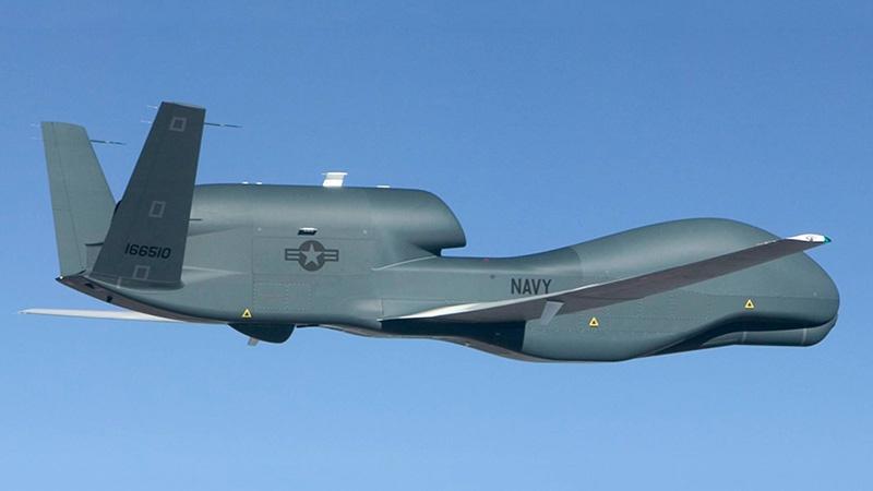В операции НАТО по вскрытию российской системы ПВО в Крыму и на побережье Азовского моря так же участвовал беспилотный стратегический разведчик RQ-4 Global Hawk.