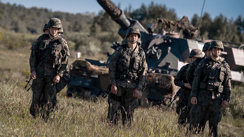 На последних учениях «Анаконда-2020» в Польше было задействовано 5.000 военнослужащих польской армии.