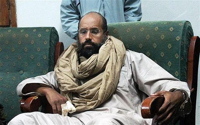 Хафтар не поддержал по просьбе племенных вождей сына Муамара Каддафи - Сейфа аль-Ислама.