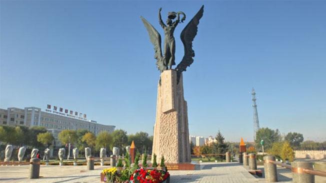 «Советские» китайцы в боях с фашизмом