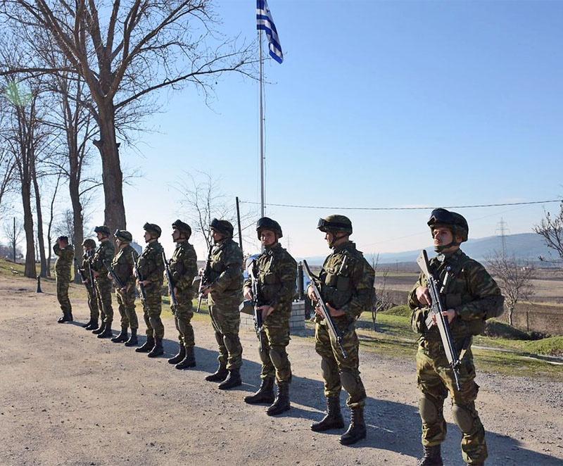 В рейтинге европейских армий Греция занимает только десятую строчку.