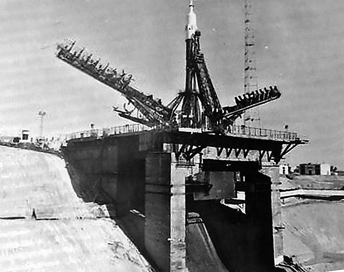 Второй российский космодром, и первый по значимости, Плесецк начинал свою историю в 1957 году.