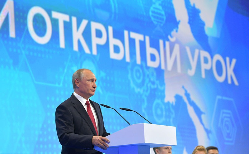 «Искусственный интеллект - это будущее нетолько России, это будущее всего человечества», - заявил 1 сентября 2017 года Владимир Путин на Всероссийском открытом уроке «Россия, устремлённая в будущее».