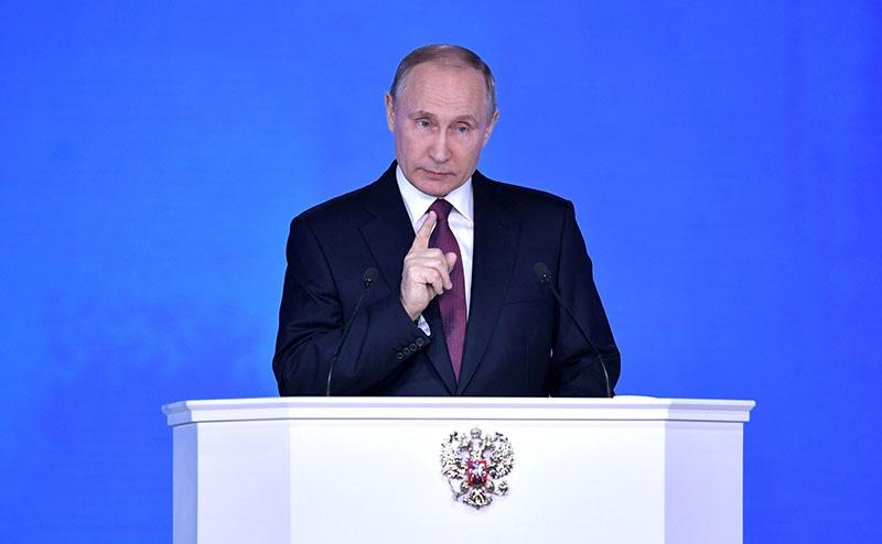 Владимир Путин в обращении к Федеральному Собранию говорил, что при испытании «Авангарда» использовались неизвестные до этого физические законы.