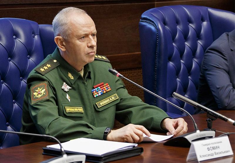Генерал-полковник Александр Фомин подчеркнул, что «Кавказ-2020» носит сугубо оборонительный характер.