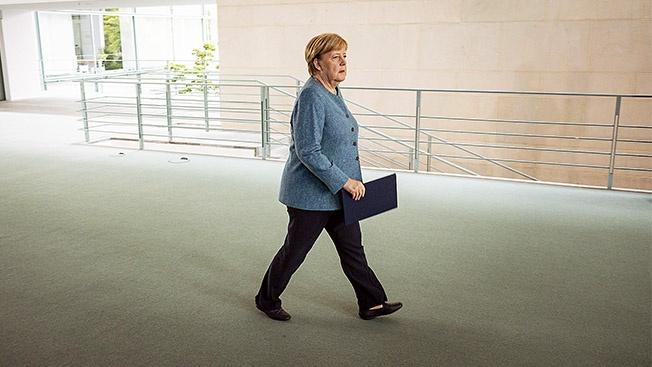 Куда занесёт Меркель антироссийский поток?