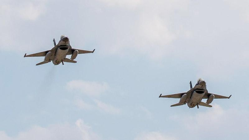 Румыния поменяла российские истребители МиГи и Су на американские F-16.