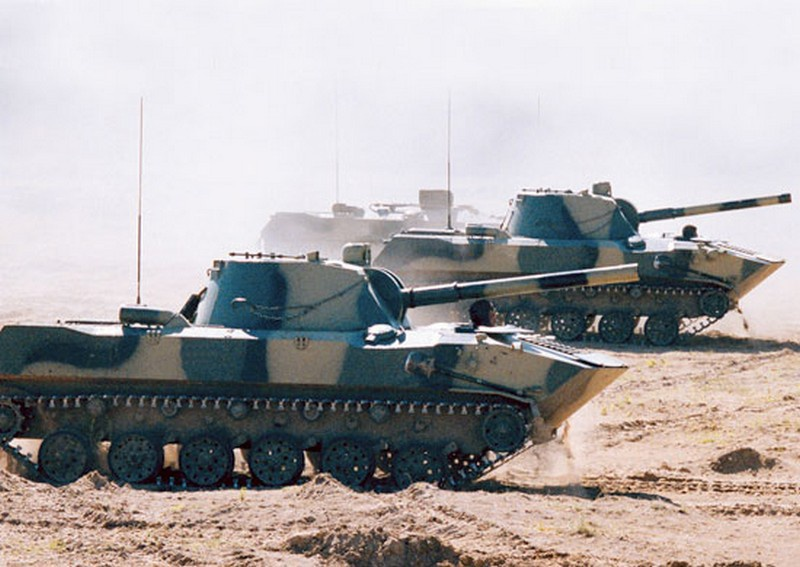По программе гособоронзаказа этого года ПАО «Мотовилихинские заводы» планирует отгрузку Министерству обороны РФ авиадесантной самоходной артиллерийско-миномётной установки «Нона-С».