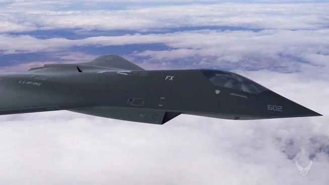Истребитель США VI поколения, или «Волшебный пепелац»