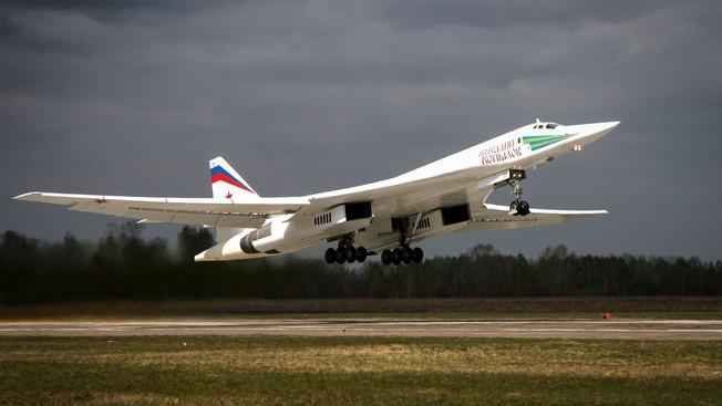 Ту-160: рекордный полёт на стратегическую дальность