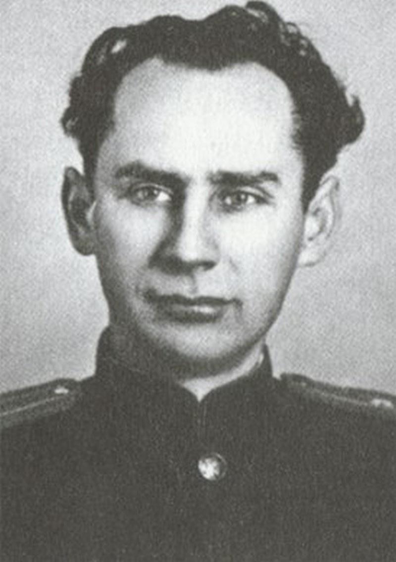 Федор Григорьевич Шубняков.