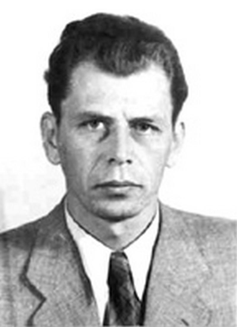 Борис Яковлевич Наливайко.
