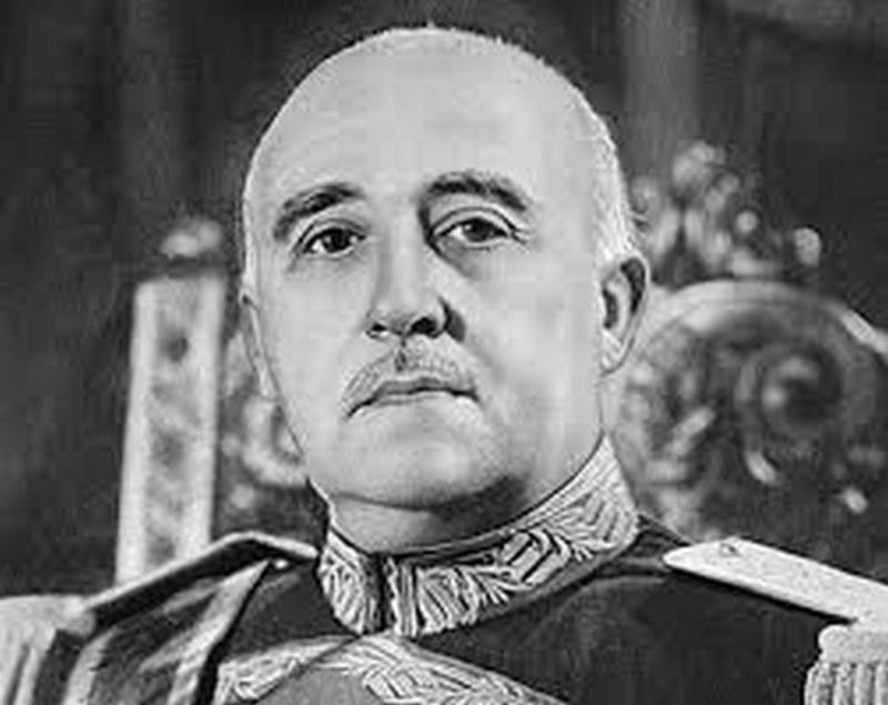 Франсиско Франко.