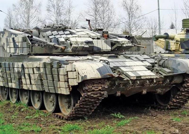 В филиале парка «Патриот» восстанавливают прародителя БМПТ «Терминатор». Опытный образец был изготовлен в 1996 году на базе танка Т-72АВ.