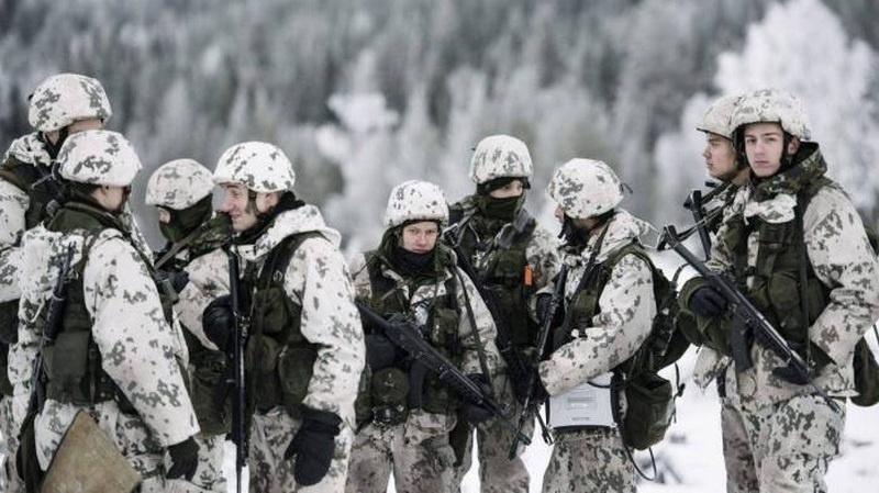 В Arctic Lock должны были участвовать 20 тыс. военнослужащих из 13 стран.