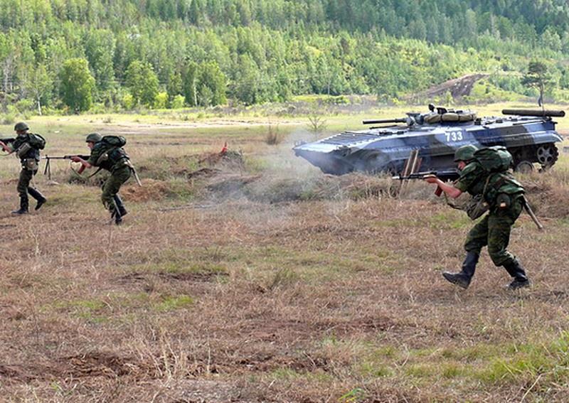 «Умные» мишени после модернизации полигона активно используют мотострелки и танкисты ЗВО.