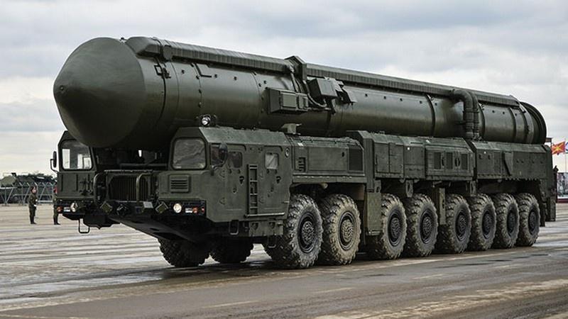 Завершено создание учебно-тренировочных средств для нового подвижного грунтового ракетного комплекса «Ярс».