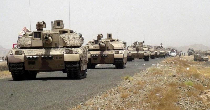 В 2015 году ОАЭ отправили два батальона танков Leclerc в Йемен для участия в гражданской войне на стороне экс-президента Йемена Мансура Хади.