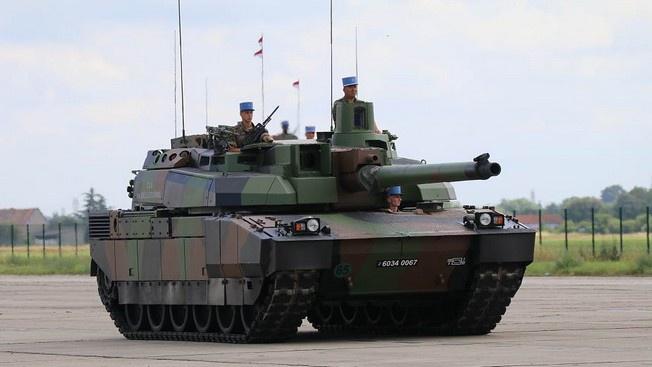 Французский танк Leclerc «само совершенство» или не совсем идеал