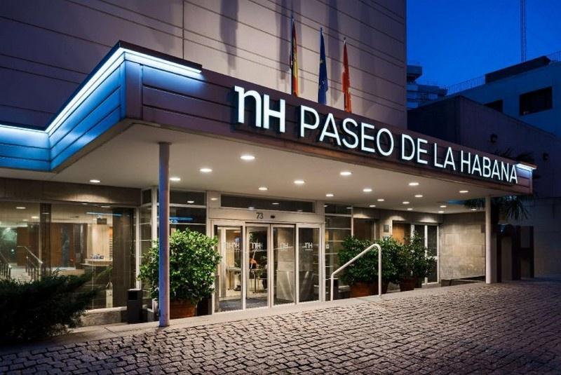 Hotel Paseo de La Habana в Мадриде, откуда Александров вышел на прогулку и бесследно исчез. Мотивов его похитить у ЦРУ было сколь угодно.