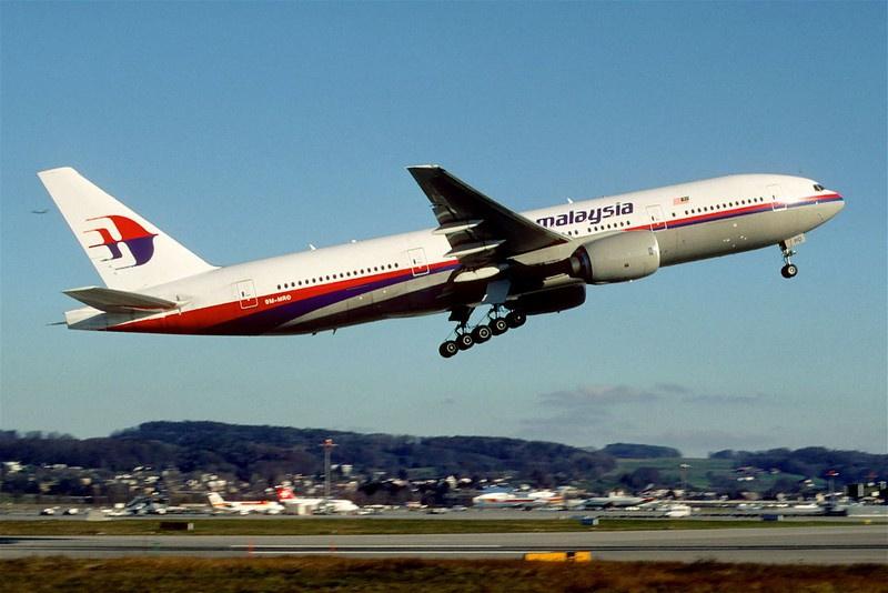 8 марта 2014 года над Индийским океаном исчез авиалайнер Boeing 777-200ER авиакомпании Malaysia Airline, рейс 370 Malaysia Airlines, летевший по маршруту Куала-Лумпур - Пекин.